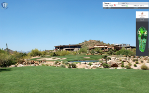 Troon North Hole 16