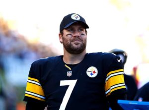 Ben Roethlisberger, NFL Superstar, 2x Super Bowl Champion, 6x Pro Bowler