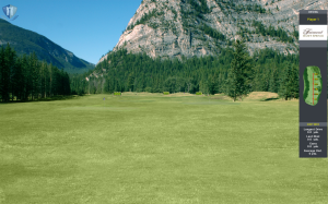 Driving Range Banff